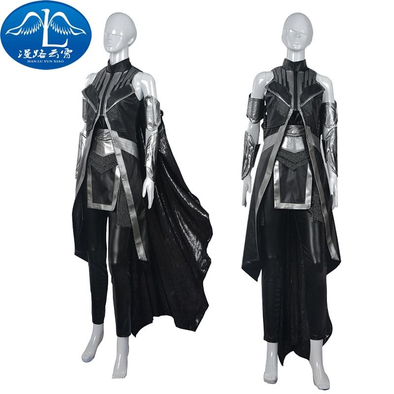 New X-Men Storm Ororo Munroe Women Costume Cosplay Costume Custom Made Halloween