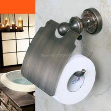 MAIDEER Античная Твердой меди, латуни + Натуральный мрамор держатель для бумаги Туалетной бумаги полотенце Tissue box аксессуары Для Ванной Комнаты