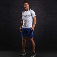Chilin Men Soccer Jerseys Sets Adult Football Suits Mens Trainning Sports Jerseys Shorts Suits Uniforms Custom