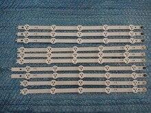 (Nouveau Kit dorigine) 10 pièces bande de rétro éclairage LED pour LG 42LA620S 42LN570S nouveauté 6916L 1215A 6916L 1216A nouveauté 1338A 1339A