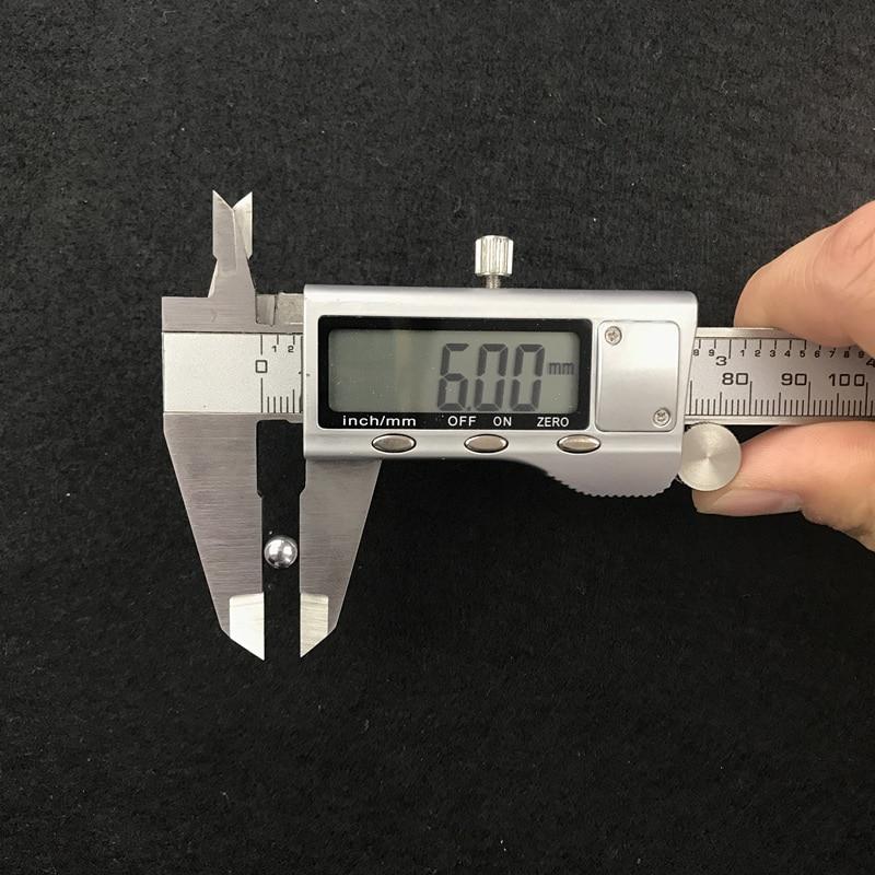5mm 6mm 7mm 8mm 9mm bile din oțel pentru vânătoare praștie bile - Vânătoare - Fotografie 2