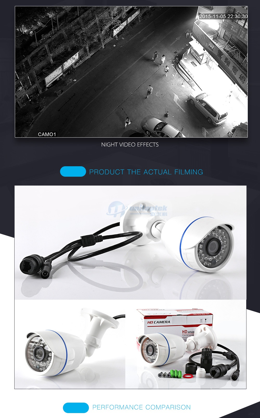 05 1080P IP Camera Outdoor