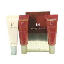 MISSHA M BB Duo Kit di prova C ( #29 #27 ) MISSHA BB boomero Primer 10ml + MISSHA M perfect Cover BB Cream 10ml Korea Cosmetics
