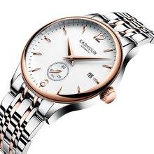 KASHIDUN. Men's Watches Easy-Read Simple Luxury Military Casual Dress Wrist watches Fashion Waterproof Watch relogio masculino