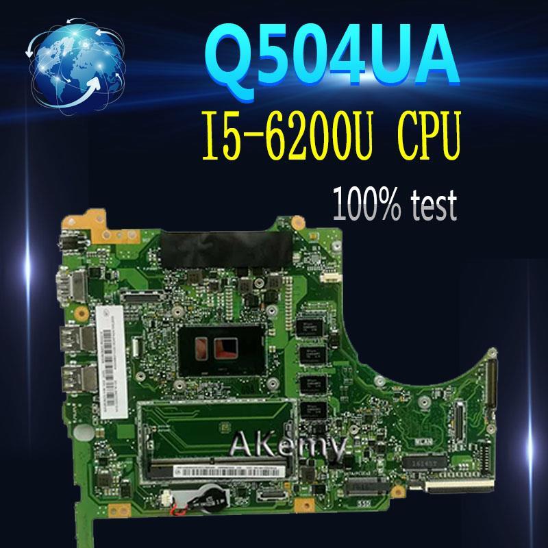 Материнская плата ноутбука Amazoon Q504UA для ASUS Q504UA Q504U Q504