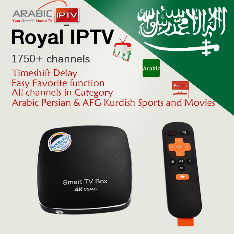 Tv Receivers Consumer Electronics Best Android Tv Box Csa96 4g/32g+royal Iptv Arabic Persian Kurdish Nordic Iptv 1750live Sports Movies Kids Bt4.0 Wifi 4k Uhd
