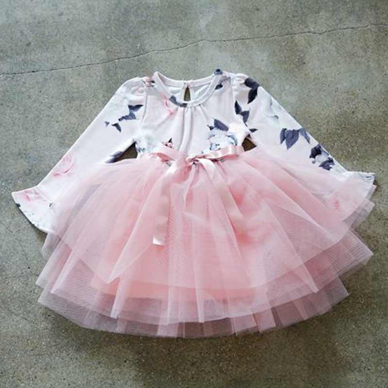 c6ef2db30 Winter Christmas Kids Girls Tutu Birthday Outfit Princess Dress ...