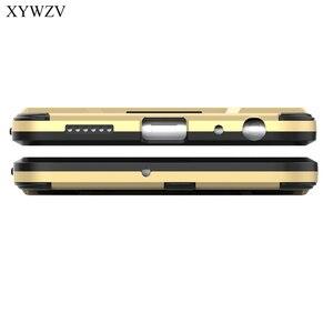Image 3 - Pour la Couverture Vivo X20 Plus Étui Silicone Robot En Caoutchouc Dur Couverture de Téléphone étui pour Vivo X20 Plus Pour Vivo X20Plus Coque XYWZV