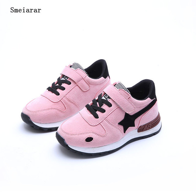 2ff67547571 Smeiarar Kids Shoes For Girls Tenis Infantil Children Sports Chaussure  Enfant Casual Shoes Boys Sneakers Menino Spring Sneaker