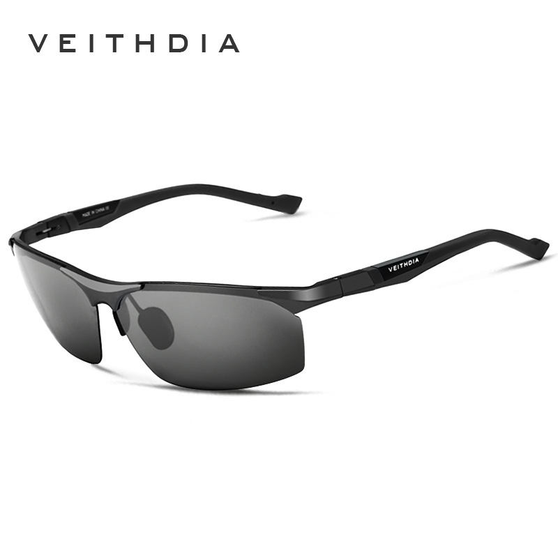 461b2dcc67 VEITHDIA Polarized Sunglasses Men New Arrival Brand Designer Sun Glasses  With Original Box gafas oculos de sol masculino 6589-in Sunglasses from  Apparel ...