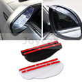 Universal Car Rearview Mirror Rainproof Blades Rain Eyebrow Water Shade Cover Auto Accessories