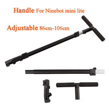 Adjustable Self Balancing Handle Handrail Hand Control Handlebar Extension Lever Rod For Ninebot MINI Lite Electric Scooter