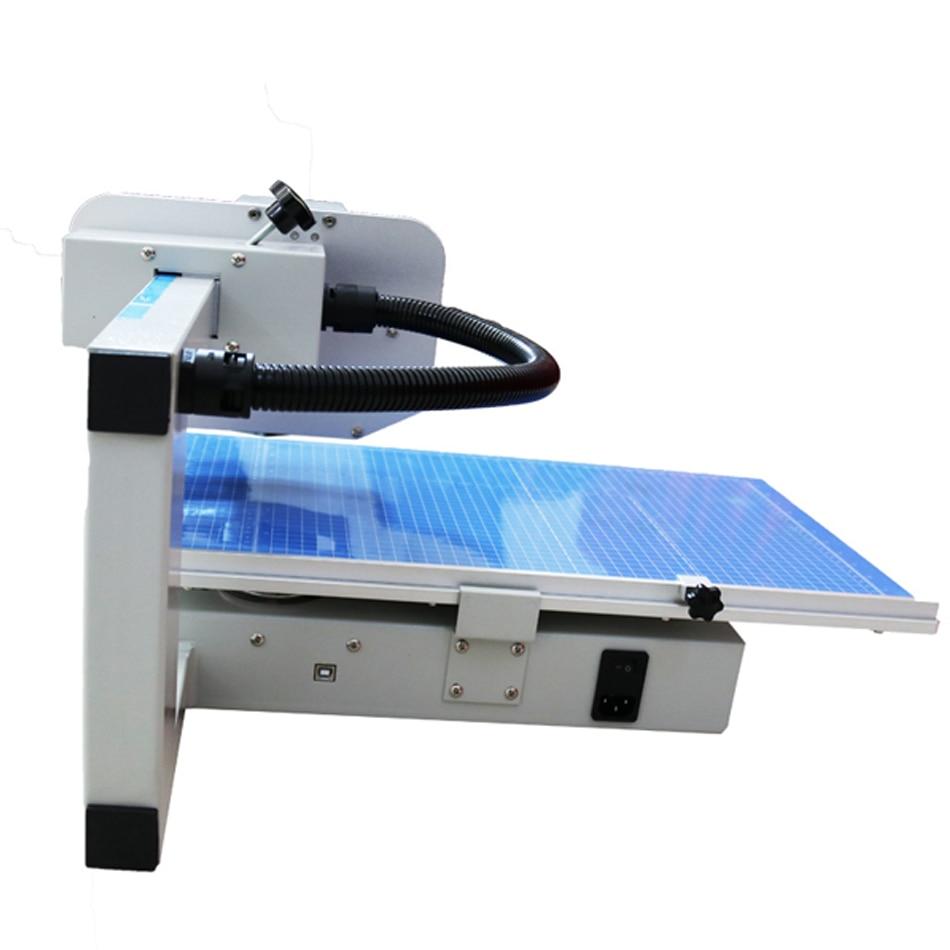 Skaitmeninis plokščio folijos spausdintuvas Automatinis bronzavimo - Elektrinių įrankių priedai - Nuotrauka 5