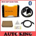 Novo!!! com 2015 R1 TCS CDP Software Veículo Multi Diag multidiag PRO plus Scanner Auto Bluetooth MVDIAG MVD em estoque Livre navio