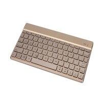 Colorful Backlit Bluetooth Keyboard Tablet Tablet Keyboard Bottom Case for Broadcom chip Bluetooth version 3 Bluetooth Keyboard