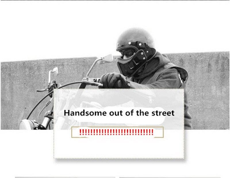Casque intégral modulaire avant moto casque moto pare-soleil engrenages de protection 5 couleurs accessoires moto