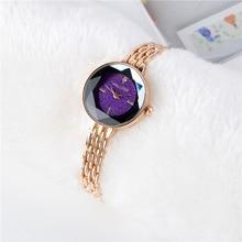 Women Dress Watches Rose Gold Stainless Steel luxury Brand Fashion Ladies Wristwatch Creative Quartz Clock Cheap Luxury Watches