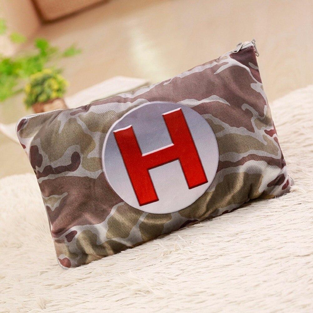 Боя аптечка плюшевые подушки игрушки игры подушки и подушки с Одеяло детей игрушки подарок для бойфренда