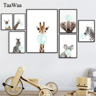 Baby Animal Wall Art...