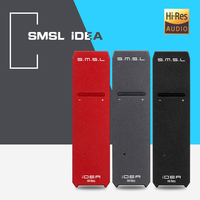 NEW SMSL IDEA SABRE9018Q2C XMOS DSD512 Mini Portable Decoder DSD USB DAC