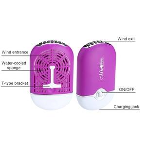 Image 5 - USB Mini Air Conditioning Fan for Eyelash Extension Blower Drying Glue Graft Eyelash Extension Drying Fan