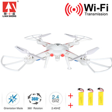 Rc Flying  Toys for Boys WIFI RC Drone Quadcopter Helicopter with FPV Camera Headless Real Time RC Helicopter Quad Copter Toys