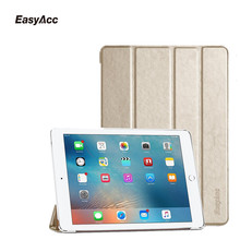 For iPad air 2 Case A1566/ A1567 9.7 inch Soft Back PU Leather Smart Cover for iPad 2014 Case Auto Sleep/Wake up Free shipping