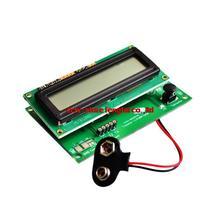 Envío libre, 5 unids/lote Nuevo Transistor Tester Capacitor ESR Inductancia Resistencia Meter NPN PNP Mosfet