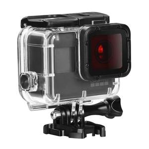 Image 3 - CAENBOO Sport Camera CPL Polar UV Filter Waterproof Outdoor Glass Underwater Diving For Gopro Hero 2018/6/5 Black Go pro Hero5/6