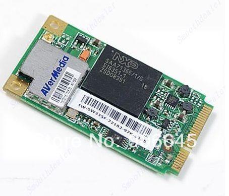 Avermedia A316 Mini PCI-E Analog Digital DVB-T TV Card Support DVB-T / Analog (Hybrid) Digital / Analog Signals (Mixed)(China)