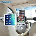 Автомобиль Заднее Сиденье Подголовник Tablet Телефон Кронштейн Для iPhone xiaomi Samsung Lenovo IPAD Air 2 3 4 5 6 Mini Pad Держатель стенд