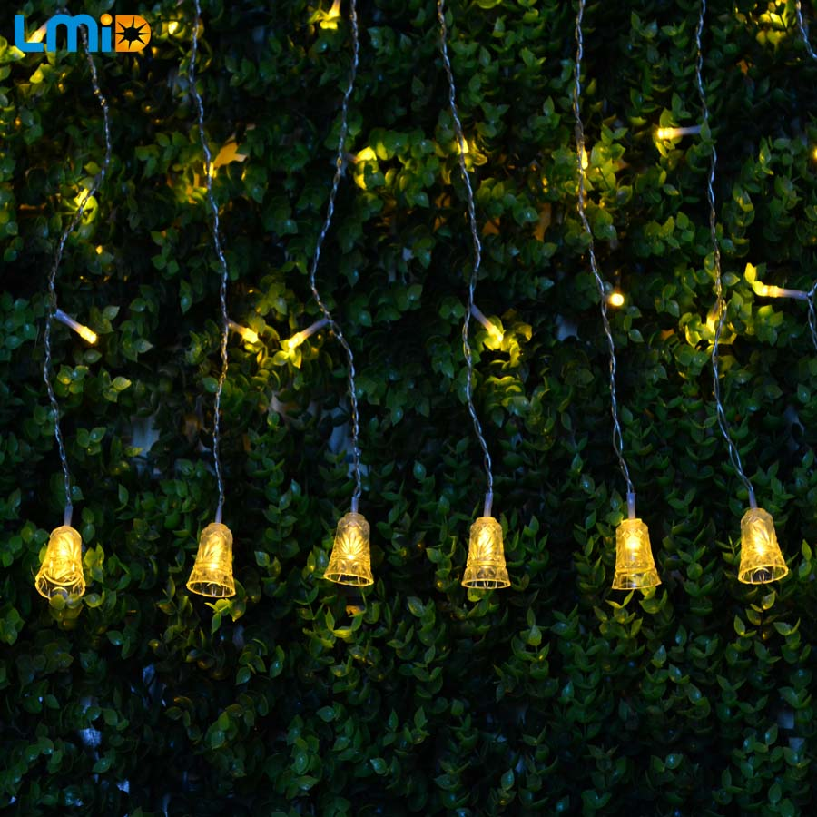 LMID Holiday Lighting led string fairy light outdoor new christmas lights led decorations multi colored wedding lights