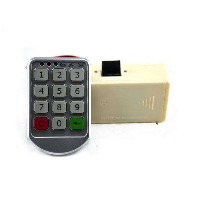 Electric Storage Cabinet Electronic Lock / Wardrobe Lock / Password Drawer Lock  Closet Lock