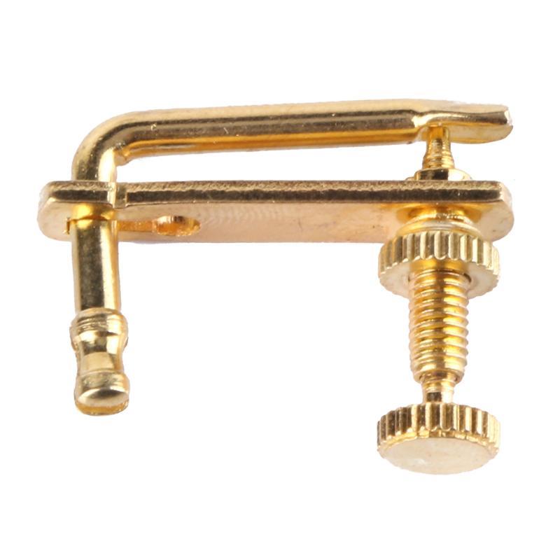1 PCS Copper Violin String Adjuster Fine Tuning String Fine Adjuster Tuners for 3/4 4/4 Violin Parts & Accessories Free shipping