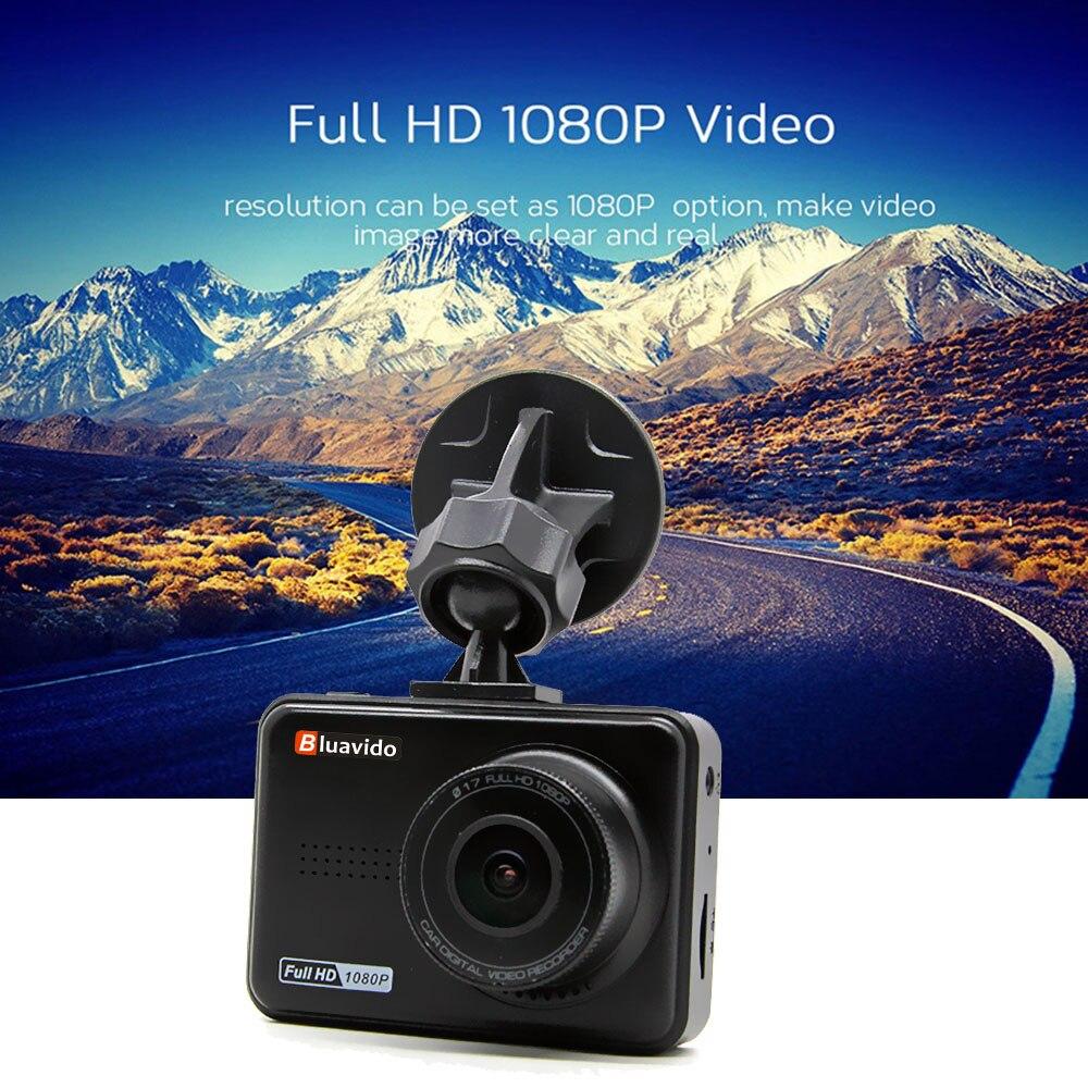 Bluavido Full HD 1080 P Cámara DVR para el coche WDR Novatek 96658 - Electrónica del Automóvil - foto 2