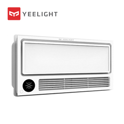 Xiaomi Mijia Yeelight Smart Bad Heater Bluetooth APP Afstandsbediening 8 in 1 Bad Heater 3 Versnelling Snelheid Smart Rapid verwarming