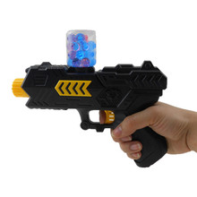 1 Set Water Crystal Gun 2-in-1 Paintball Soft Bullet Kids Toy CS Game Children Gift
