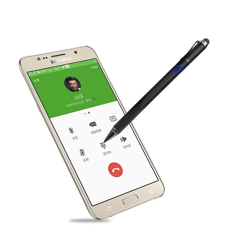 Écran tactile capacitif de stylet actif de plume en métal pour Samsung Galaxy C9 Pro C5 C7 C9000 C8 C7010 SM-C7100 C étui de téléphone portable