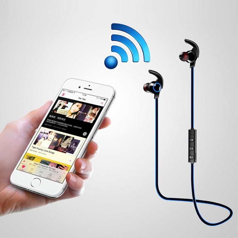 Bluetooth Earphone For Samsung Galaxy S9 S9+ S8 Plus S8+ S7 Edge S6 S5 Note 9 8 5 Earphones Wireless Running Sport Earpiece (2)