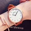 2017 GIMTO Brand Man Watch Women Business Quartz Leather Wriswtatch Lovers Dress Fashion Gold Black Vintage Watch Casual Watches