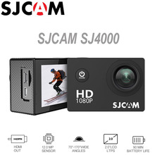 Action Camera SJCAM SJ4000 2.0 inch Screen Diving 30M Waterproof HD 1080P Helmet mini Camcorder Original SJ 4000 Cam Sports DV