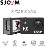 Action Camera SJCAM SJ4000 2 0 Inch Screen Diving 30M Waterproof HD 1080P Helmet Mini Camcorder