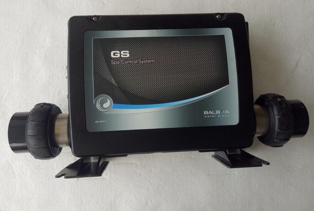 Paquet de boîte de contrôleur de spa de bain à remous Balboa GS523DZ adapté au panneau Balboa VS801D