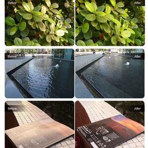 Image 4 - Круговой поляризационный фильтр CPL Комплект фильтров для объектива 55/58/62/67/72/77/82 мм AGC Оптическое стекло для Nikon Sony Canon Аксессуары для камеры