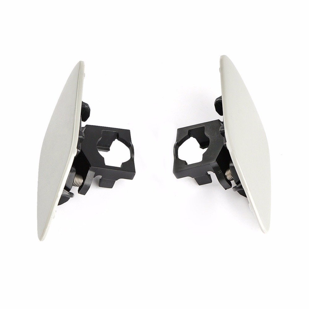 Image 2 - 1 Pair Car Headlight Headlamp Washer Cover Cap Front Light Lamp Cover For BMW E92 Coupe E93 Convertible 328i 328xi 335i xDrive-in Car Covers from Automobiles & Motorcycles