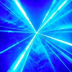 300mW 450nm Blue Laser stage e