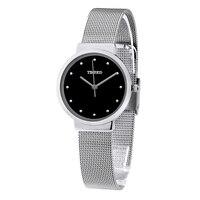 Watches Men Good Brand Alloy Strap Quartz Men Wristwatch Watch Business Casual Style Analog Display