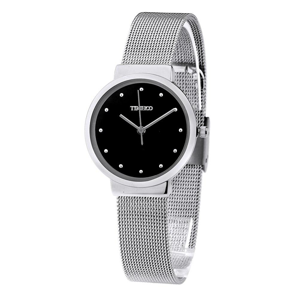 Time 100 men Watches popular brand alloy strap quartz men wristwatch business casual style analog display