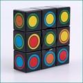 Mini 1x3 Fidget Cubo Colorido Cubos Rompecabezas Velocidad Juguetes Clásicos Magia Giro de Aprendizaje Educativo Para Los Niños Regalo de Cumpleaños regalo