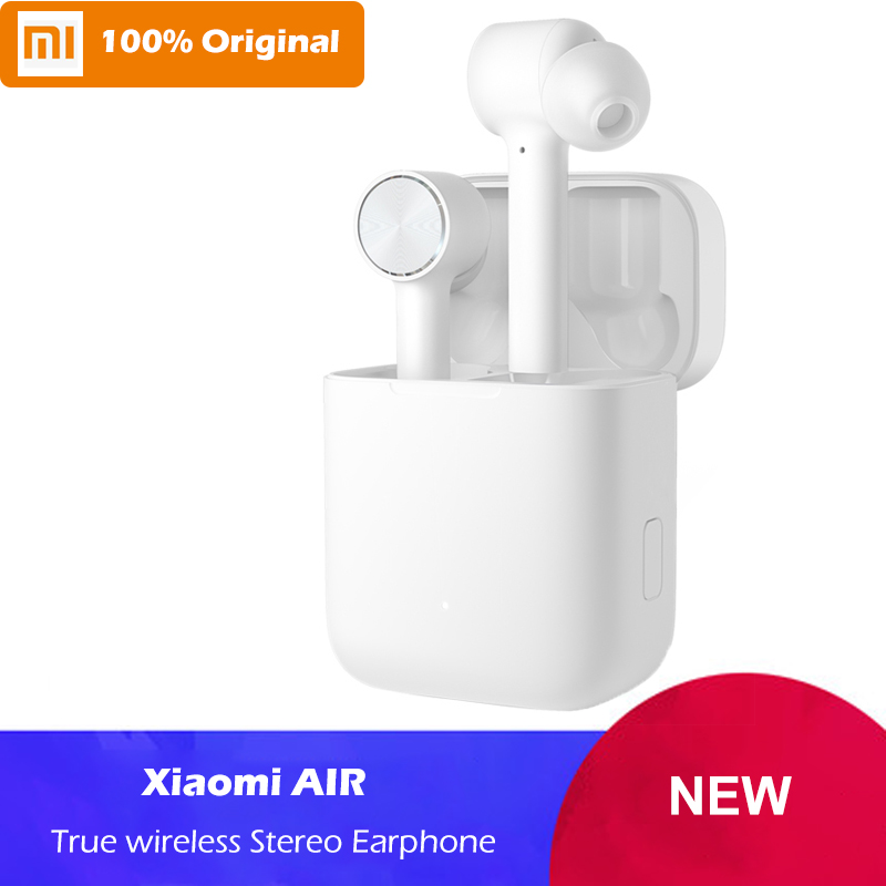 In Stock 100 Original Xiaomi Air Bluetooth Eerphone AirDots Pro TWS ENC Wireless Stereo Headset ANC